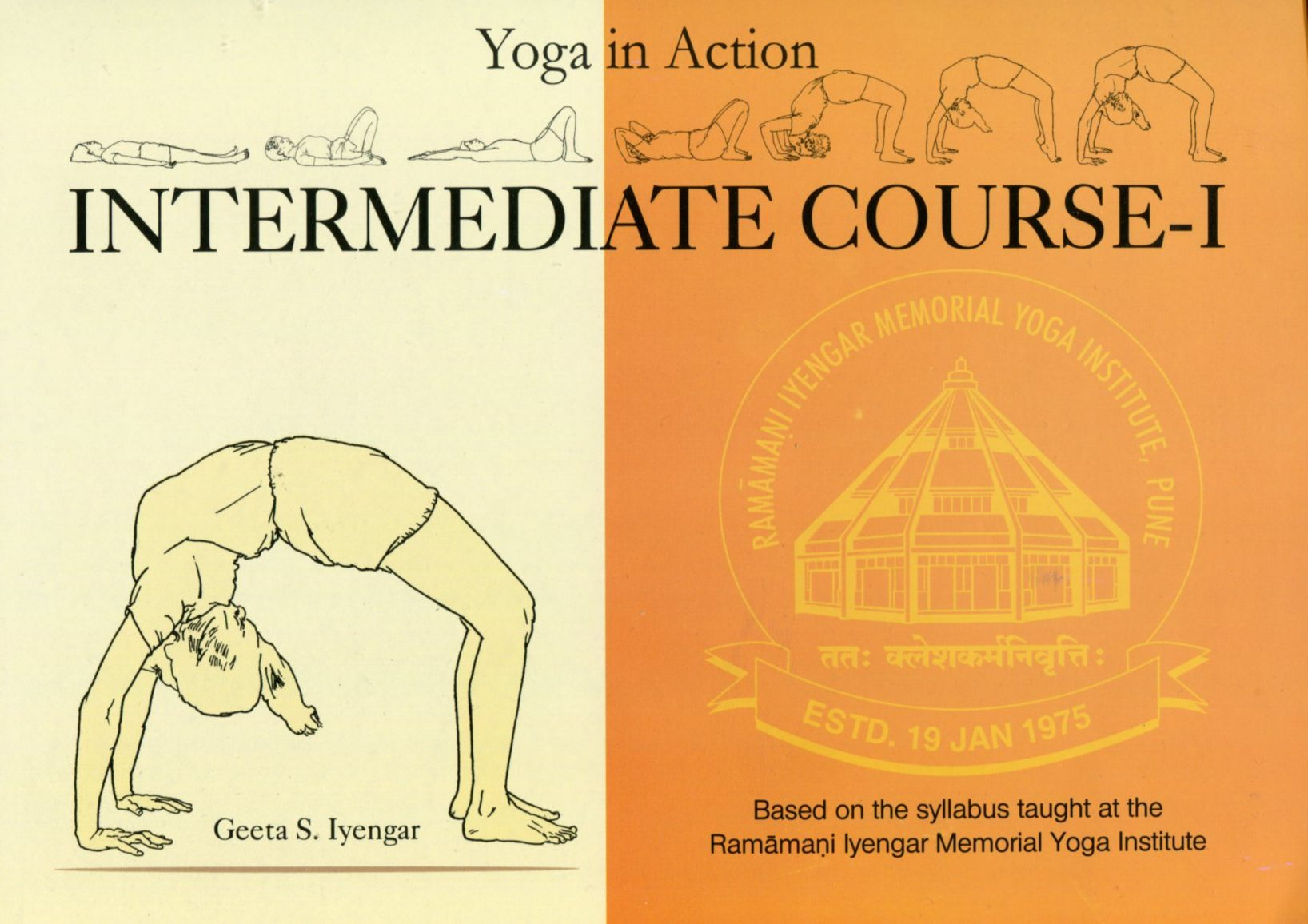 Yoga in Action Intermediate course I